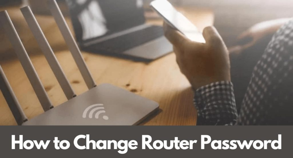 How to Change Router Password   Best VPN for Router