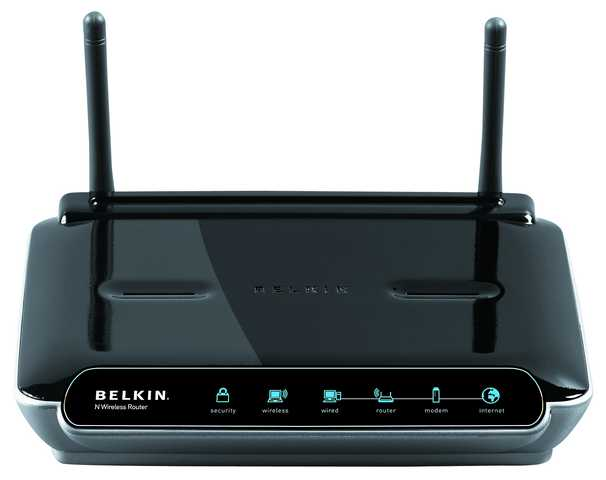 Hardware Router