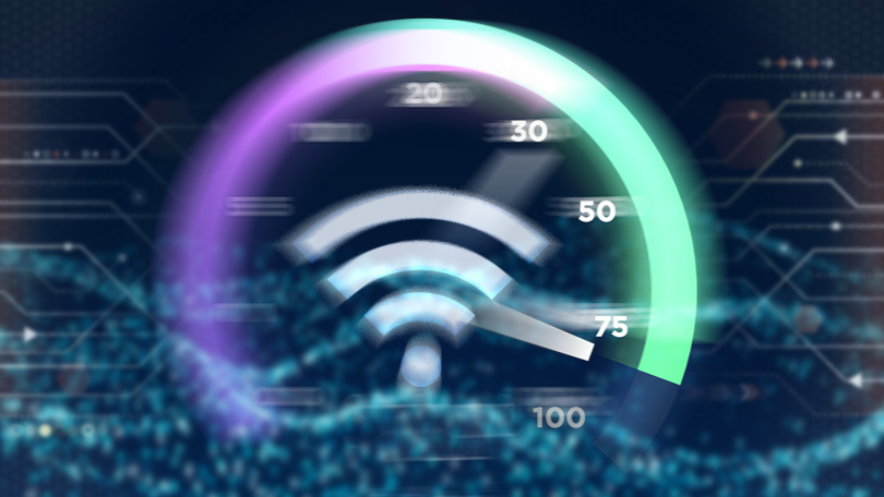 Make sure your router supports the internet speed
